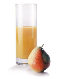 Cloudy Pear Juice